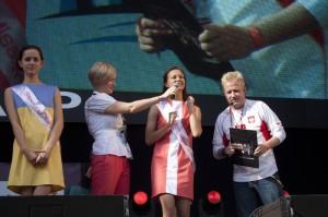 zwyciężczyni_Piłkarska_Miss_Fan_Strefa_Wrocław